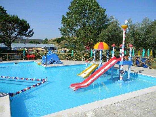 Panicale chiusura di anno scolastico al Parco Acquatico con grande festa dello Sport  Umbria