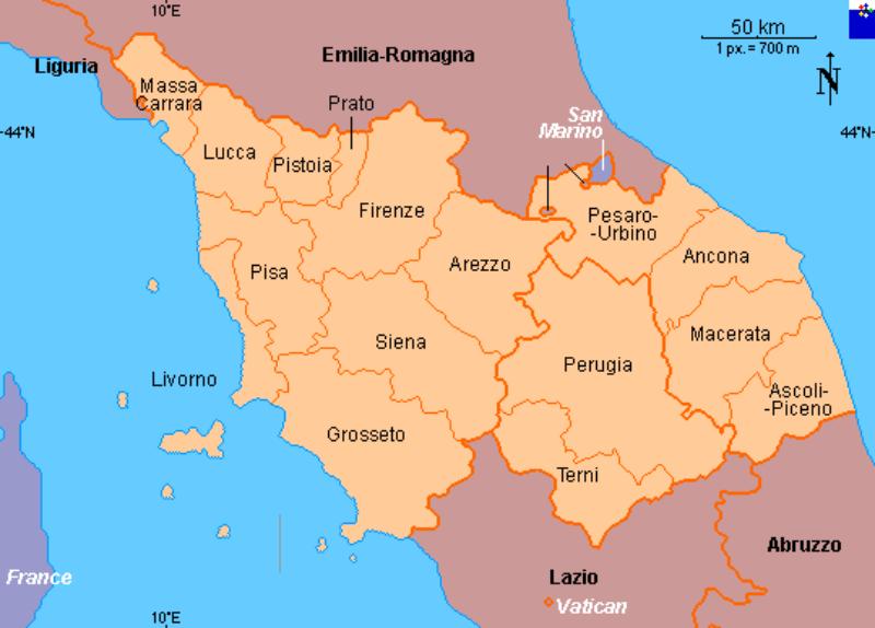 Umbria Toscana e Marche chiedono pi autonomia regionale  Umbria Domani