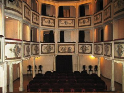 sydel silverman Teatro Concordia monte castello vibio