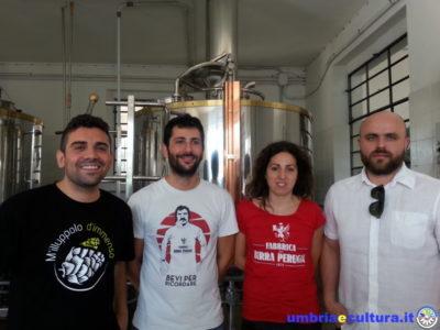 fabbrica birra perugia