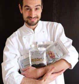 Lo chef Polato: così nasce lo space food di @AstroSamantha