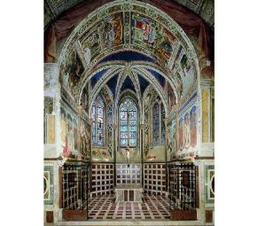 cappella santa caterina assisi