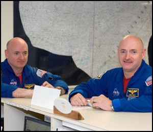 scott e mark kelly