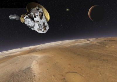 New Horizons a un passo da Plutone, cercasi nomi per le formazioni