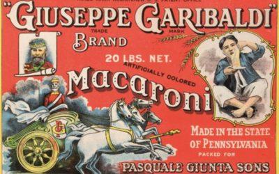 etichetta macaroni