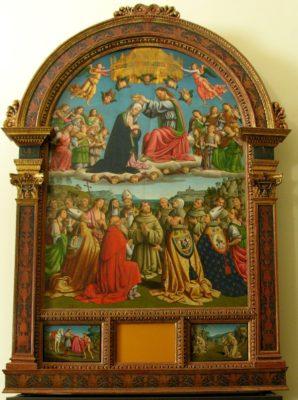san francesco museum trevi pala dello spagna museo san francesco