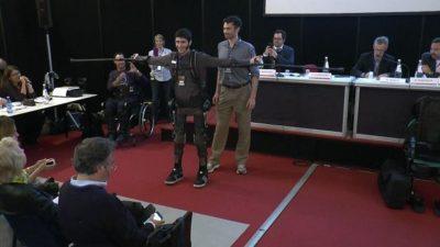 pantaloni bionici