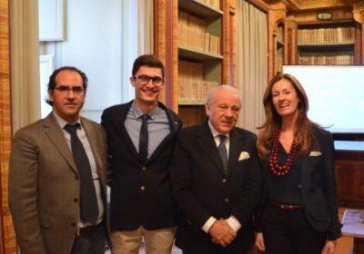 """Unipg Scienze Motorie: Premio di Laurea """"Filippo Maria Sciacqua Buti"""", Prima Edizione"""