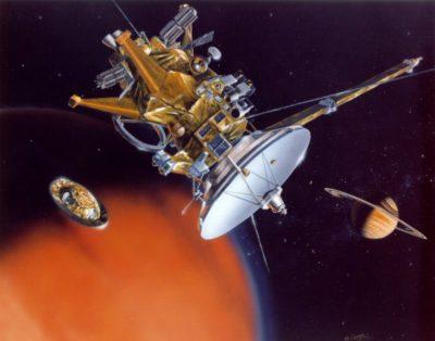 sonda cassini polvere interstellare
