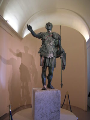statua del Germanico