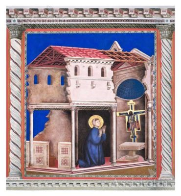 Giotto San Damiano