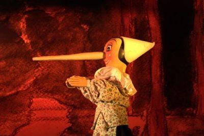 """Torna la poesia del teatro dei burattini con """"Pinocchio"""""""
