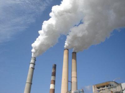 aria inquinata inquinamento ciminiere