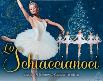"""Spoleto. Il Ballet of Moscow nel classico natalizio """"Lo Schiaccianoci"""""""