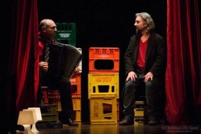 """Spoleto. Ascanio Celestini in scena con """"Laika"""""""