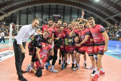 Sir Safety Conad Perugia pallavolo
