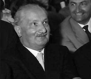 """Pontificia Università Lateranense. Convegno """"Ritorno alle fonti di Martin Heidegger"""""""