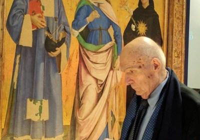 Antoniazzo Romano e Montefalco, intervista ad Antonio Paolucci