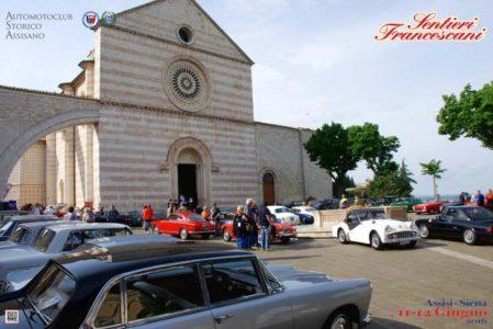 sentieri francescani
