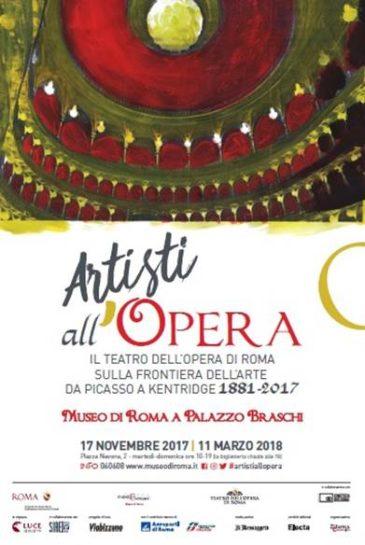 artisti all'opera