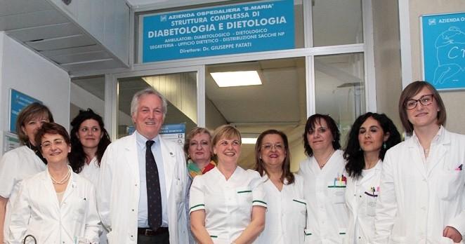 equipe diabetologia