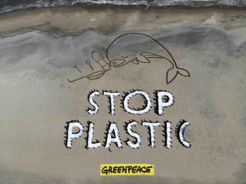 stop plastic greenpeace