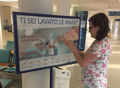 giornata mondiale igiene delle mani