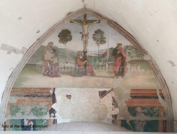 raffello a perugia oratorio sant'agostino