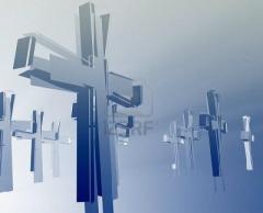 5092645-perdita-di-fede-religiosa-illustrato-dalla-chiesa-cristiana-rotto-attraversa