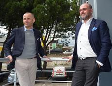 I fratelli Barton. Silvano e Mauro Bartolini