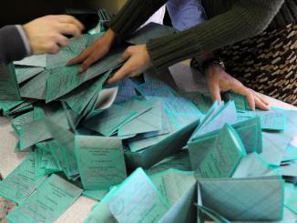 Elezioni regionali il 27 ottobre, il presidente Paparelli emana il decreto