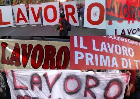 Cresce la disoccupazione in Umbria dilaga lavoro povero e precario
