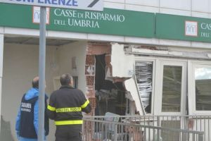 Esplosione Cassa di Risparmio, Terni