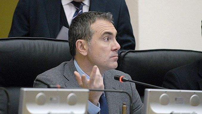 Eros Brega presidente seconda Commissione Assemblea legislativa insediata
