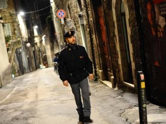 Droga in Corso Garibaldi, polizia Perugia arresta spacciatore straniero