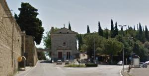 chiesa monterone cimitero civico pg