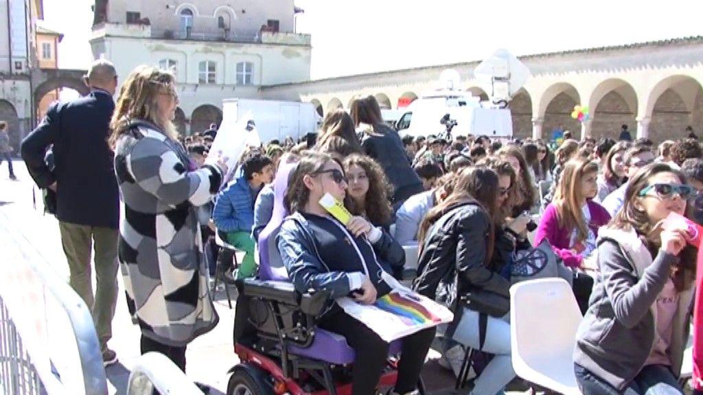 3000 giornai ad Assisi (8)