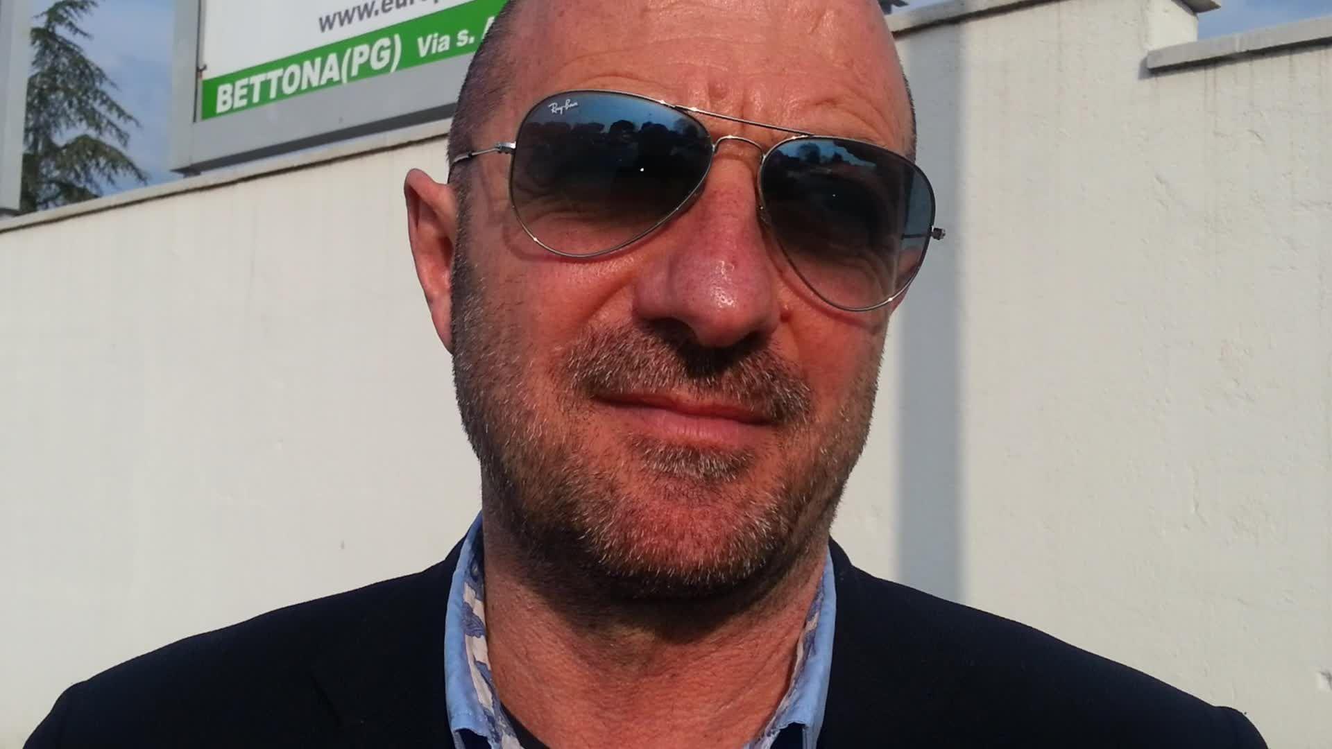 Paolo Bartolucci, presidente del Bastia Calcio