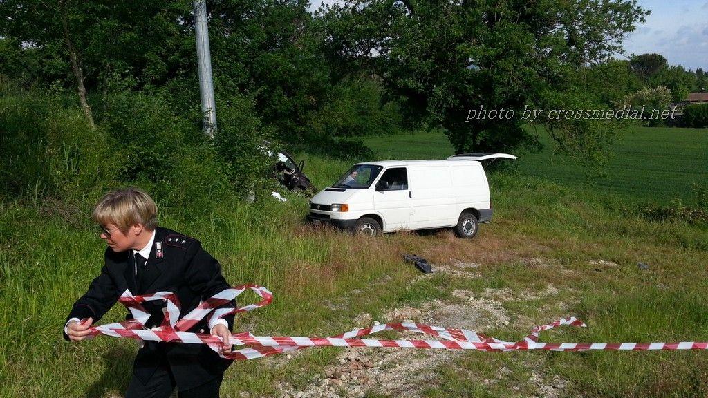 Incidente mortale a Ramazzano (16)