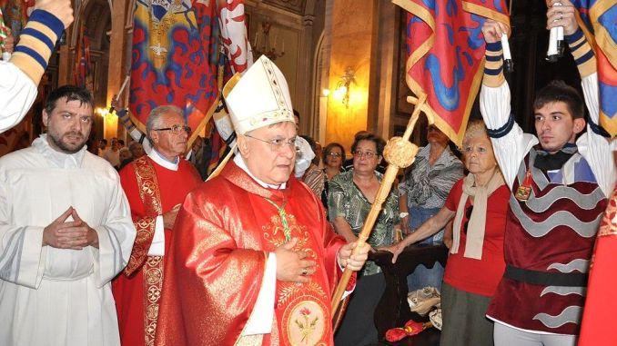 """Sicurezza e accoglienza, arriva la """"bacchettata"""" del vescovo Giuseppe Piemontese"""