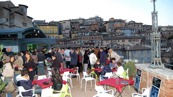 Riapre la Terrazza del Mercato Coperto a Perugia - umbriajournal.com