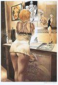 Titolo 'Marilyn' - autore ROBERTO DE ANGELIS (546x800)
