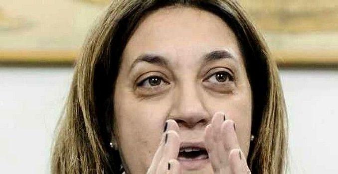 """Catiuscia Marini replica a Grillo: """"Miei contributi come quelli di Ciprini"""""""