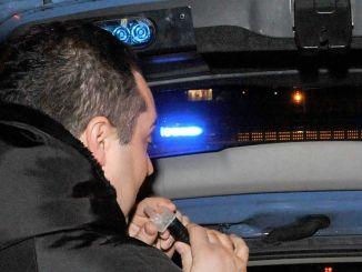 Guida in stato di ebrezza, carabinieri sanzionano automobilisti