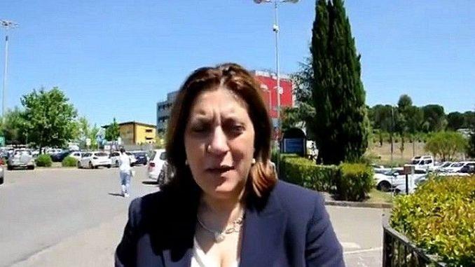 """Catiuscia Marini, dimissioni Barberini : """"Non mi piego ai ricatti politici"""", ma quali"""