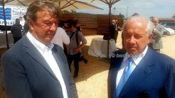 Ernesto Cesaretti e Arnaldo Manini
