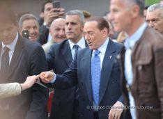 Silvio BERLUSCONI ad Assisi (12)