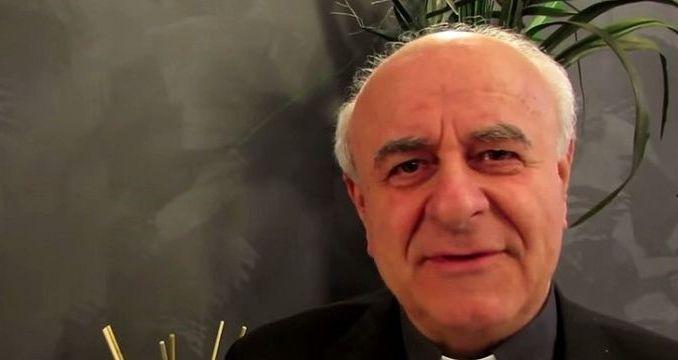 Castello Narni, archiviata indagine su ex vescovo, monsignor Paglia