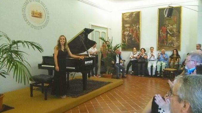 Laura Magnani, concerto
