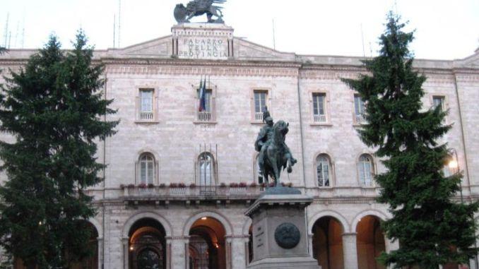 palazzo della provincia di Perugia